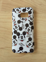 Disney Mickey Mouse TPU Soft Case For Samsung Galaxy S7 Ship From NY - $10.99