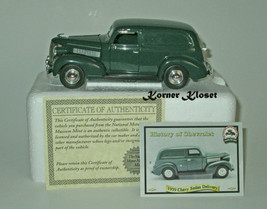1939 Chevy Sedan Delivery - History of Chevrolet, National Motor Museum ... - $18.33