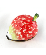 Limoges Box - Chamart Red Ripe Strawberry & Ste... - $85.00