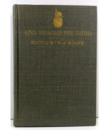 Shakespeare's King Richard III edited by William Rolfe 1904 - $5.99