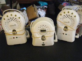 Safety 1st Audio Baby Monitor Set MO069T & MO070T - $26.72