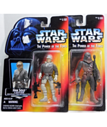 Star Wars Han Solo and Chewbacca Empire Strikes... - $10.95
