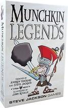 NEW Munchkin Legends Card Game - $26.54