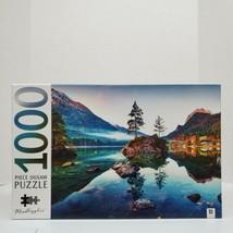 "Mindbogglers 1000 Piece ""Hintersee Lake, Germany"" Landscape Jigsaw Puzzle - $18.00"