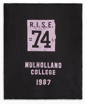 Modern Cotton - Rise 74 Duvet Cover In Muted Black - $59.39