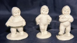 Department 56 Snowbabies Mini Pewter Dancing to a Tune Retired - $13.03
