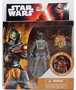Star Wars Desert Mission Armor Boba Fett figur... - $15.95