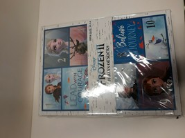 """Disney Frozen 2 """"10 Days of Socks"""" Multiple Sizes Available. New. Sealed pkg. - $16.50+"""