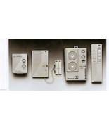 X10 Powerhouse Home Security Alarm Set of 4  SS5400 NIB - $24.95