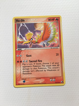 Pokemon Card Rare Non Holo Ho-Oh 27/115 ex Unseen Forces Free, Fast Ship... - $4.70