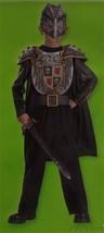 Dark Knight Quality Child Costume L 10-12 Medieval Renaissance Tunic Mas... - $32.47