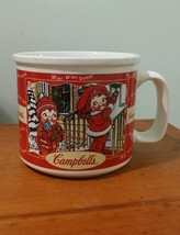 Campbell's Soup Mug M'M Good Holiday  Season wi... - $8.95