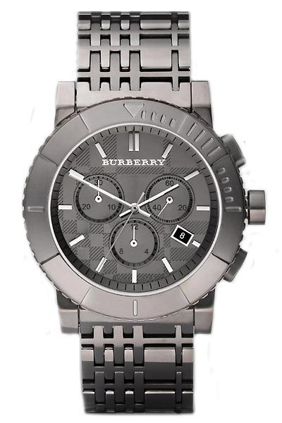 Burberry Men's BU2305 Trench Chronograph Brown Dial Watch - $410.07