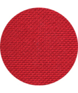Christmas Red 28ct Jobelan evenweave 13x18 cross stitch fabric Zweigart - $5.00