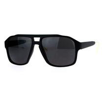 Unisex Retro Hipster Fashion Sunglasses Square Metal Tip Designer Shades - $9.85