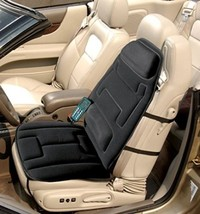 Relax 10-Motor Massage Seat Cushion Heat Car Auto Mobile Home Office Cha... - $125.29