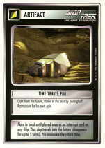 Star Trek CCG - Time Travel Pod - $0.75