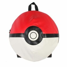 Nintendo Pokemon Go Poke Ball Licensed Adult Backpack School Book Bag Gy... - $32.71