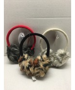 Ear Muffs - Fabric Ages 8 And Up 3pcs. (New) Free Shipping - $5.00
