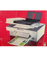 Lexmark X7550 Wireless All -in- One Fax Printer - $20.00