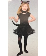 Amscan Girls Halloween Costume Accessory Set - Cat - $7.66