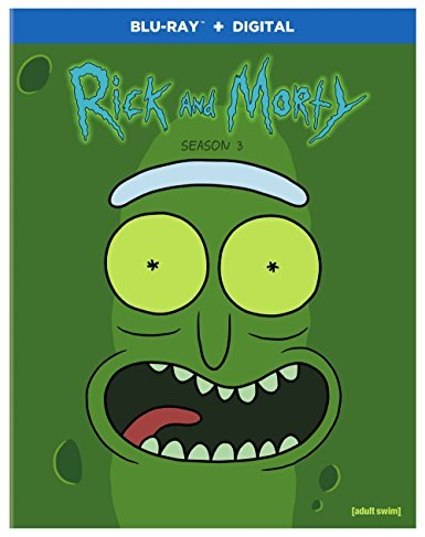 Rick and Morty: Season 3 [Blu-ray] (2018)