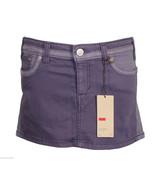 NEW Levi's Womens Jeans Denim Skirt LOW TWIST M... - $58.00