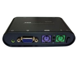 Action Star PK-2AA0-US 2-Port PS/2 KVM Switch w/Audio and 2 sets of 5Ft.... - $27.10