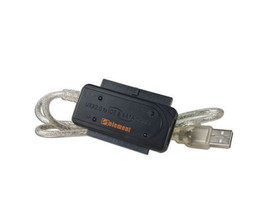 UB-2235S-OTB IDE/SATA to USB 2.0 Cable Adapter w/One Touch Backup Button - $13.09