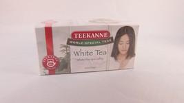 Teekanne WHITE TEA Tea - 20 tea bags- Made in Germany-SALE - $3.95