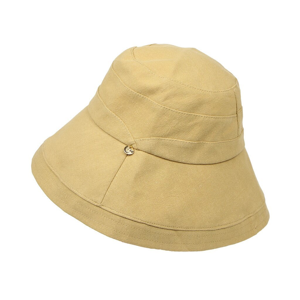 CHANSGEND Women Spring And Summer Hat Foldable Wide Brim Floppy Caps Casual Sun  image 5