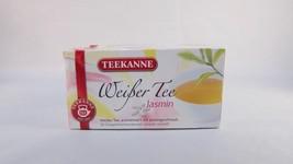 Teekanne WHITE TEA: Jasmin  Tea - 20 tea bags- ... - $5.40