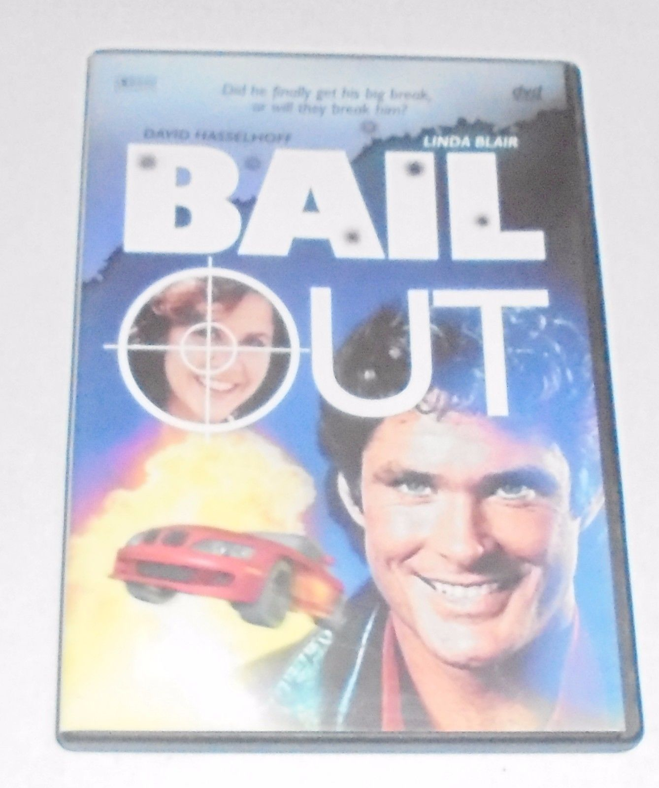 Bail Out (DVD) Linda Blair,  David Hasselhoff Movie Region Free