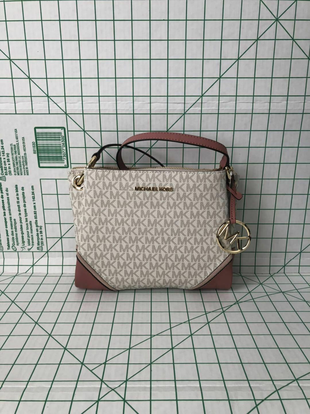 ee80331d21f3 Michael Kors Nicole Triple Compartment and 50 similar items. 57