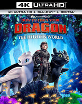 How to Train Your Dragon: The Hidden World [4K Ultra HD + Blu-ray + Digital]