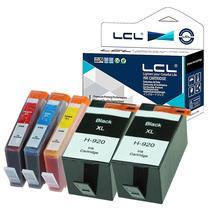 5PK 920XL Ink Cartridge for HP Officejet 6000 /6500 /6500 Wireless/6500A/ - $14.59