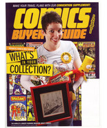 Comics Buyer's Guide #1689 - May 2012 - $5.99