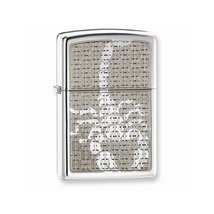 Zippo Scorpion High Polish Chrome Lighter - $40.29