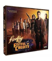 NEW Firefly: Fistful of Credits Board Game - $57.90
