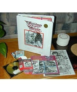 VAMPIRES & VIXENS Deluxe PARESI S/N Binder w/CD-ROM~NR  - $75.14