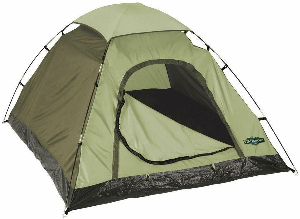 Primary image for Dome Tent Backpacking 1 Person  Sleeping Shelter Portable Outdoor Camping NEW