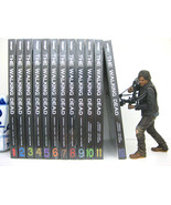 The Walking Dead Books #1-12 HARDCOVER VOLUMES - $349.99