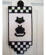Black Cat Sitting Wall/Window/Door Home Decor  - $8.00