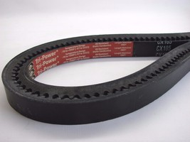 "Gates Tri-Power CX105 Cogged V-Belt Outside Circumference 109"" Top Width... - $21.77"
