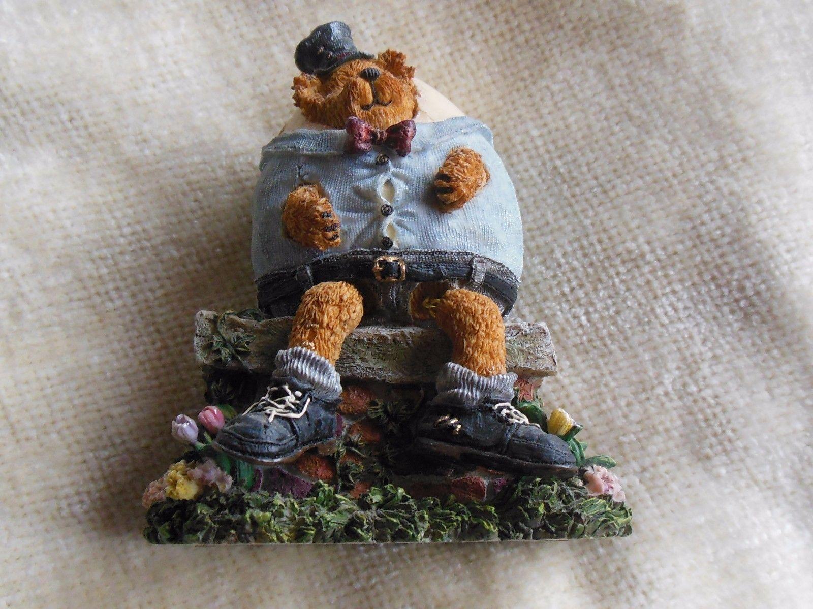 Boyd's Bears Humpy Dumpy...All Cracked Up-Bearstone #2458