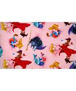 "Disney Sleeping Beauty Fleece Baby Blanket Pet Lap 30""x24"" Pink Aurora - $39.95"