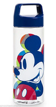 Disney Store Mickey Mouse Plastic Water Bottle Drink Summer Fun 2016 - €35,86 EUR
