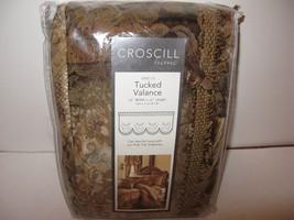 Croscill STANHOPE Tucked Valance - $33.20