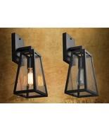Modern Filament Sconce Restoration E27 Light Wall Lamp Home Lighting Fix... - $95.56