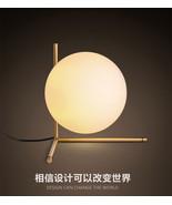 Modern Italy Flos Tbale Desk Lamp E14 Light Home Lighting Fixture Glass ... - $142.10